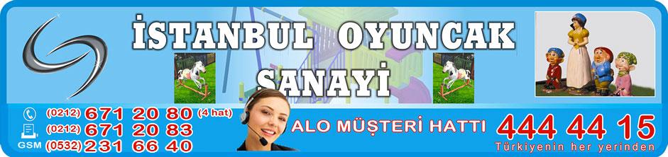 İstanbul Oyuncak Sanayi
